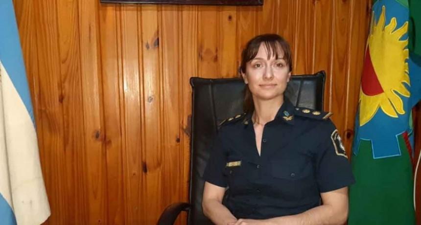 Liliana Elisabet Pelle: 'Mi primera meta en la inmediato es la generación de cercanía y confianza del policía y el vecino'