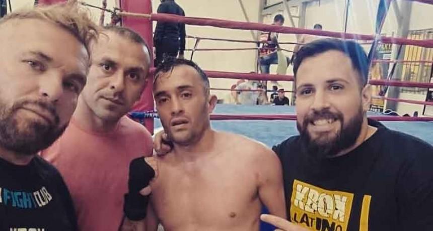 Santiago Gonzalez: 'En este deporte no hay que tener excusas, hay que afrontar el dolor y subir a pelear'