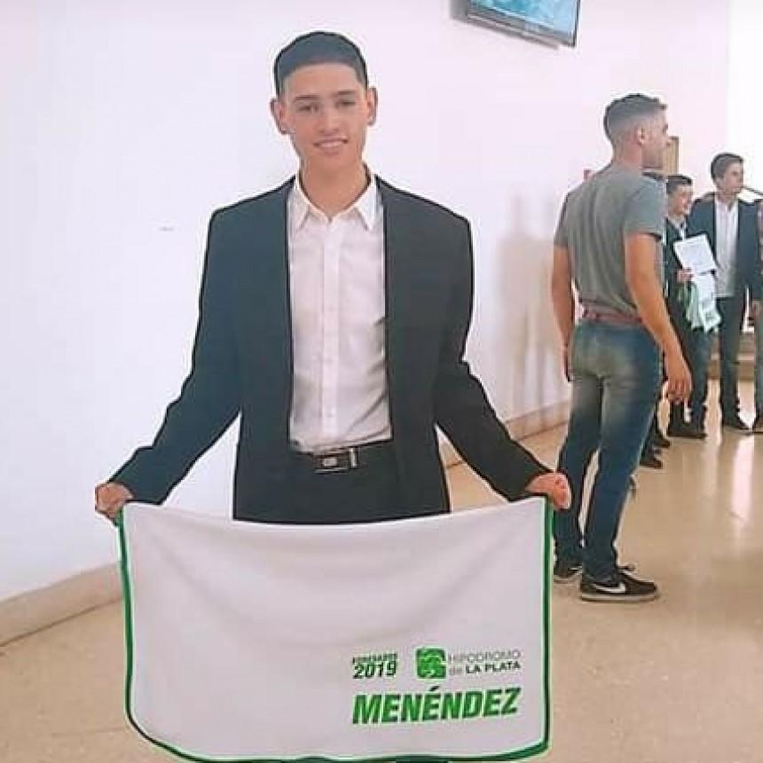 Franco Menéndez: 'Sería muy lindo poder debutar ganando'