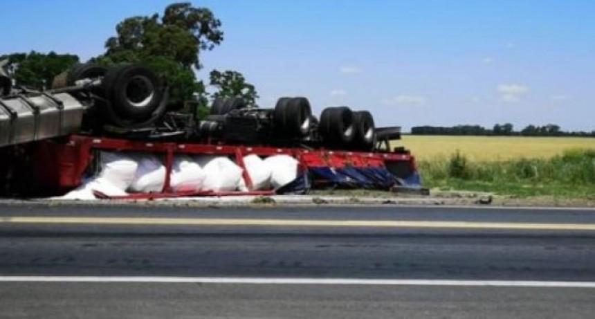 Fatal accidente en Ruta 205: Una mujer perdió la vida