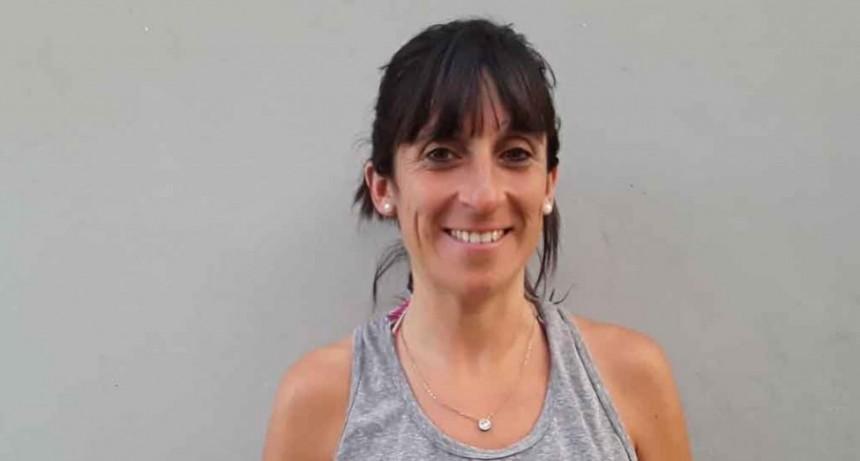 Nadia Godoy: 'En esta categoría se ven encuentros muy parejos y de buen nivel'