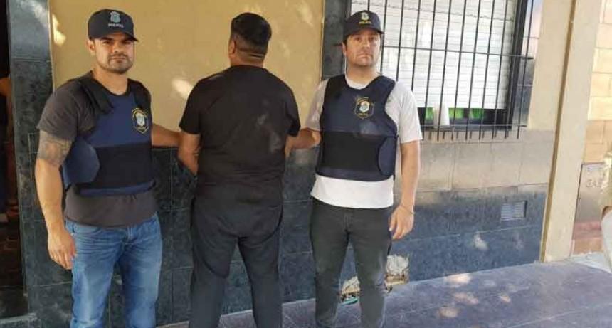 General Alvear: Condenado por vender marihuana