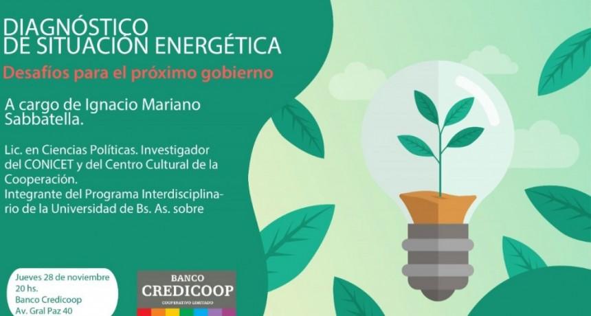 La Municipalidad de Bolívar acompaña al Banco Credicoop en su propuesta institucional de charlas abiertas a la comunidad