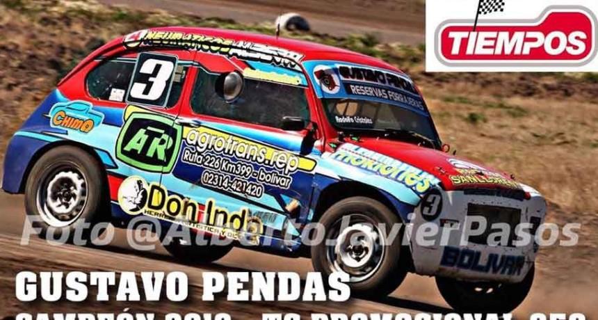 En el circuito Roberto Mouras de Carlos Casares el Turismo del Centro finalizó su temporada