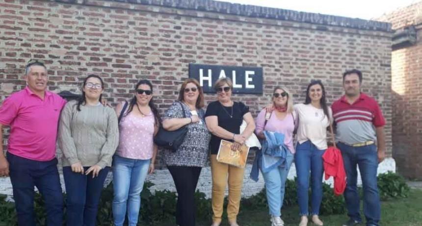 El área de Género de la Municipalidad realizó un encuentro Hale