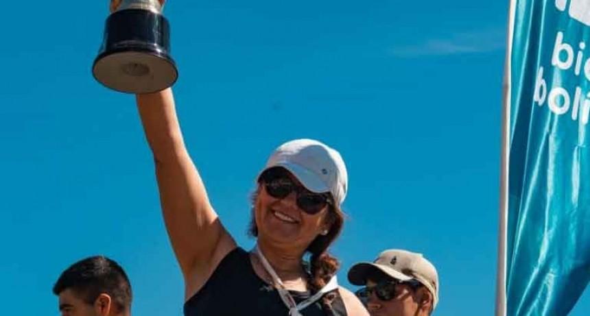 Bety Aragón: 'Correr me cambio la vida y hoy es lo que me hace feliz'