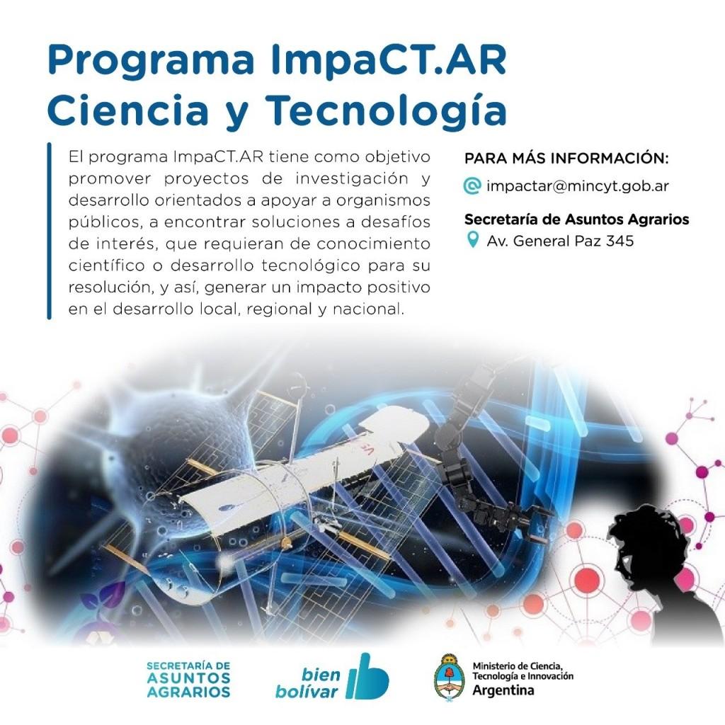 El Ministerio de Ciencia y Tecnología presentó un nuevo programa