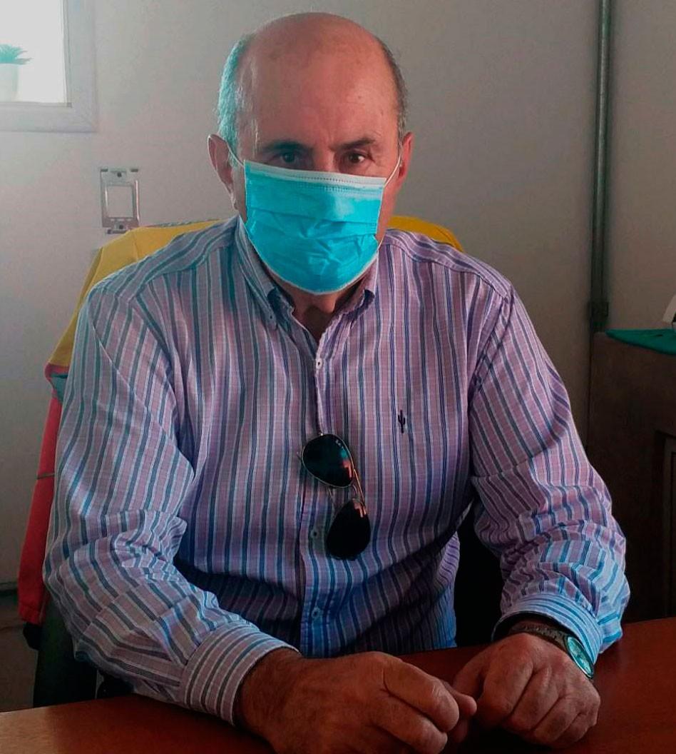 """Daniel Soler: """"No pareció razonable que una empresa con más de 100 años en la Argentina y con presencia en más de 130 países como Shell, estuviera presente en el centro de Bolívar"""""""