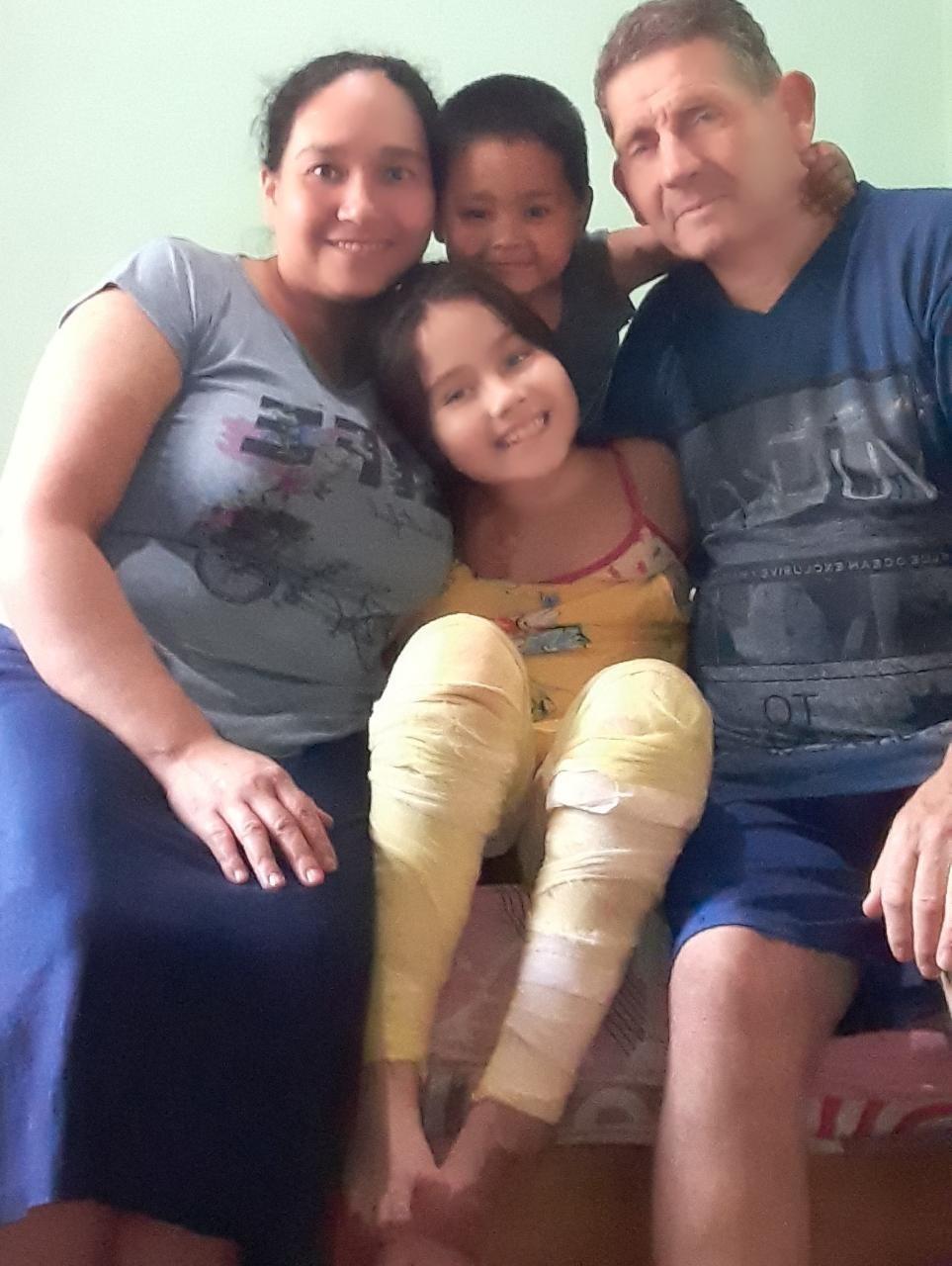 Dalma Pachamé ya está en Bolívar