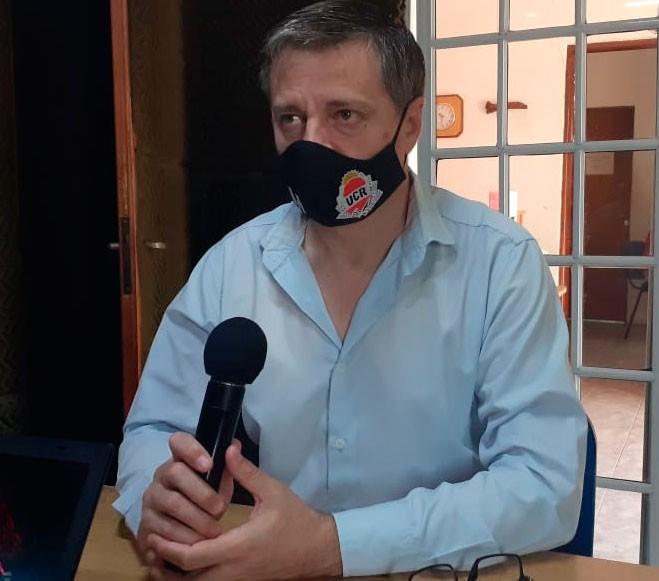 """Juan Carlos Morán: """"Tenemos que ampliar derechos y libertades, hacer apertura y sumar mucha responsabilidad colectiva"""""""