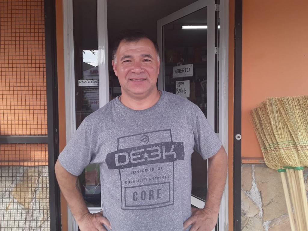 "Daniel 'Abuelo' Romero: ""La camiseta hay que transpirarla, sentirla y vivirla"""