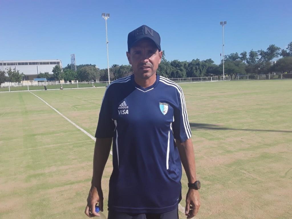 """Juani Amado: """"Gracias a Dios podemos empezar a trabajar en lo que nos gusta y volver a ver al Club Ciudad en movimiento"""""""