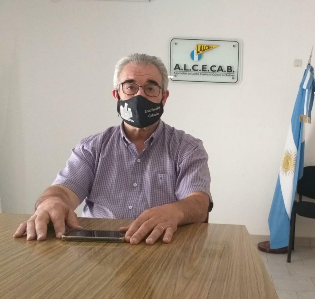 Marcelo Colombo es el nuevo Presidente de LALCEC y habló con FM 10