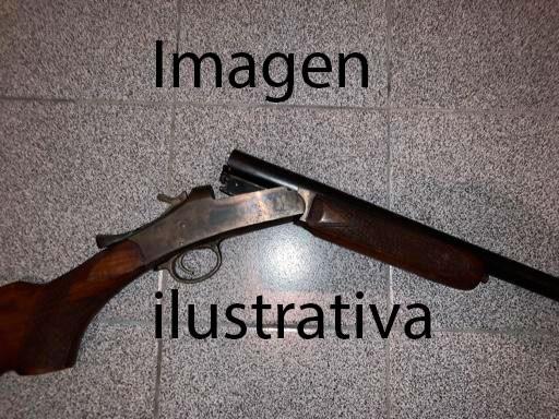 Hallaron una escopeta no registrada en inmediaciones al Club Santa Ana