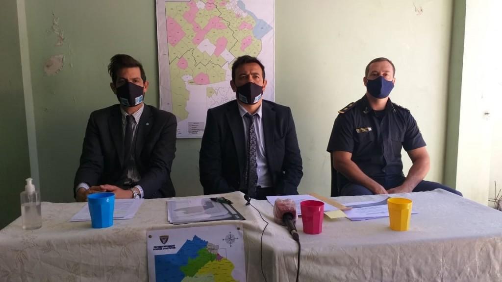 Se inició un expediente para que Bolívar tenga su propia sede  de Policía Científica