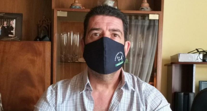 """Javier 'Willy' Fernández: """"Siempre estoy haciendo algo pensando en el productor agropecuario"""""""