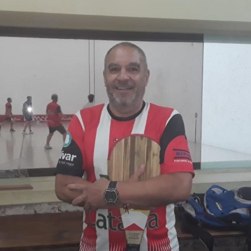 """Claudio Lafuente: """"Tuve una vida deportiva, pero no sé si fui un deportista"""""""