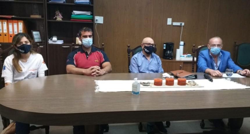 El grupo IE Emergencias Médicas dejará de prestar servicios en Bolívar