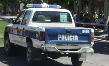 Un robo, un detenido y un camión sin luces