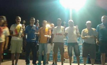 Atletismo: Miguel Guerra se quedó con la carrera de 8K en Carlos Tejedor