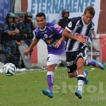 Histórico: el bolivarense Renso Pérez al Nacional B con Villa Dálmine