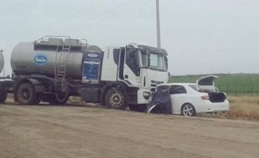 Un muerto en un accidente ocurrido en la ruta del cereal