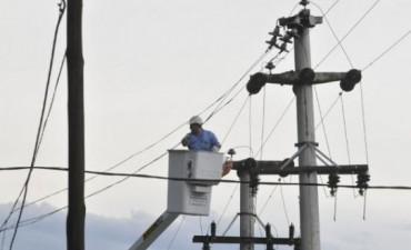 Corte de energía programado para hoy viernes