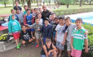 El Club Buenos Aires inauguró la colonia de vacaciones