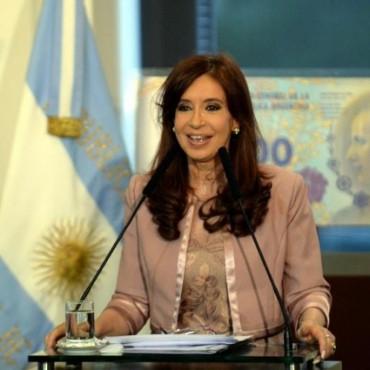 La Presidenta lanzó el programa