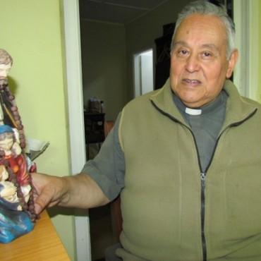 Bodas de Oro como Sacerdote para el padre Jorge Qüin