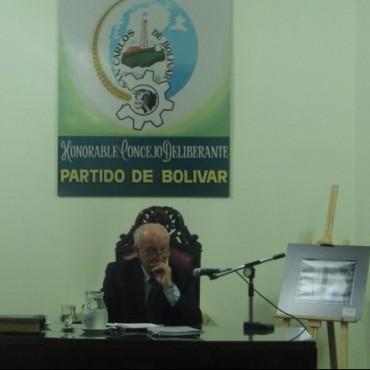 Honorable Concejo Deliberante: Segunda Asamblea de Concejales y Mayores Contribuyentes