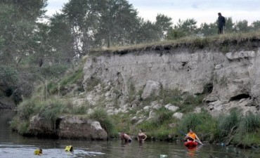 Un hombre se ahogó en el arroyo Tapalqué