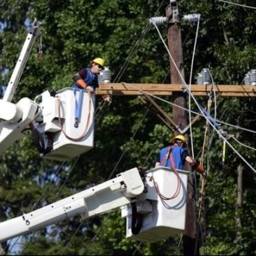Corte programado del servicio eléctrico, para hoy