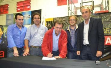 Concejales de la Séptima Sección ratifican el liderazgo de Sergio Massa y aseguran que será el próximo presidente