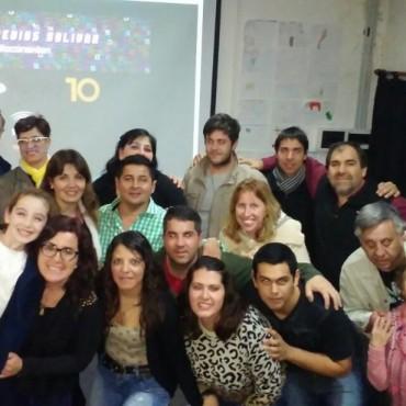 FM 10 cumple 14 años de la inauguración de sus nuevos estudios en Dorrego y Avellaneda