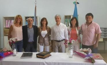 Patricia Ponsernau es la nueva Presidente del Consejo Escolar