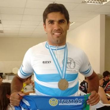 Ciclismo: 'Juany' Vicente se prepara para el 2016