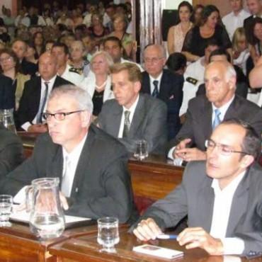 Juraron y asumieron los ocho concejales electos en octubre