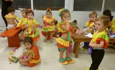 Se realizó el cierre anual de actividades de los Jardines Maternales Municipales