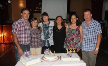 La E.P Nº6 tuvo su cena de reencuentro en el marco del 125º aniversario