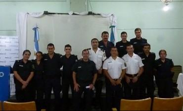 Este lunes se realizó el acto por el 135º aniversario de la creación de la Policía Bonaerense