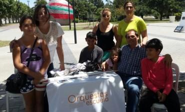 La 'Orquesta Escuela Municipal' puso a la venta un bono contribución con el objetivo de viajar a Tucumán