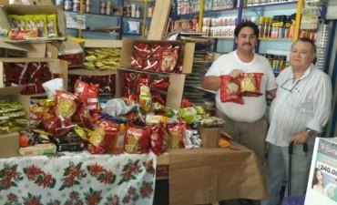 Campaña Solidaria en Pinturerías Cachito para los Adultos Mayores y además participas de un sorteo de fin de año