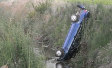 Saladillo: trágico accidente en la Ruta 205, donde un olavarriense perdió la vida