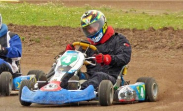 Pando: 'Llegué a la tercera corona corriendo en karting'