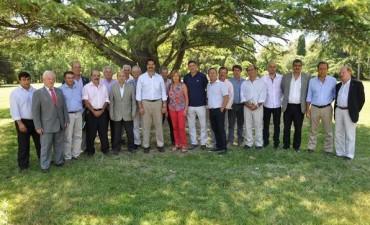 Se reunió la Mesa Agropecuaria Bonaerense