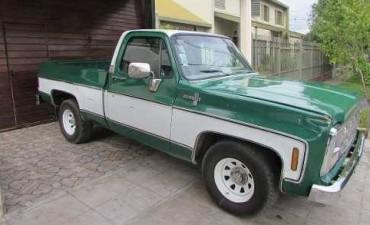 Hace un año que le robaron su camioneta en González Catán, y sospecha que puede estar en la zona