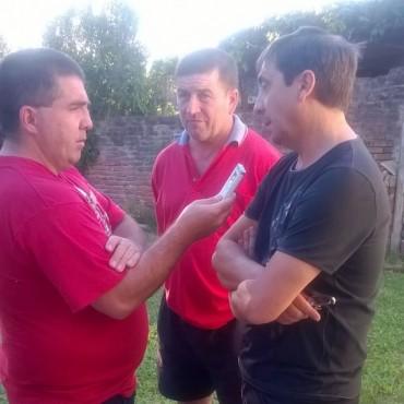 Urdampilleta: El CAU se prepara para competir un año más en la la Liga Pehuajense de Fútbol