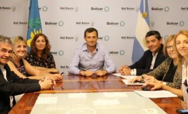 El municipio firmó un convenio con la UNTREF para dictar la Diplomatura en Puericultura