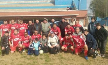 Fútbol Senior: Este domingo se juega la final de Mayores